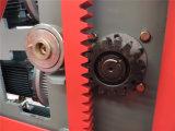 Double ascenseur Sc200/200 d'élévateur de fret de construction de cage de 2 tonnes