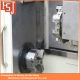 포탑 선반 작은 CNC 도는 기계
