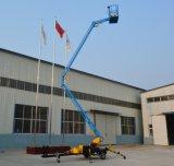 O Ce aprovou o elevador móvel hidráulico telescópico de venda quente do crescimento da qualidade superior de China com preço barato