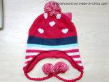 도매 아름다운 아기 모자 및 스카프