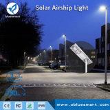 iluminação de rua solar do diodo emissor de luz do lúmen 6000K elevado para a estrada