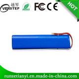 Kan Aangepast Li-Ion Van uitstekende kwaliteit 18650 zijn 3.7V het Pak van de Batterij