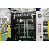 Yx-6418d High Speed Automatic Box Four Corners TapingかPasting Machine