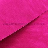 Material da sapata de alta qualidade tecido afluem lateral duplo