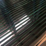 8mm, 10mm Clea/Blauw Aangemaakt Glas