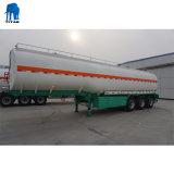 60, 000 litros de óleo lubrificante do eixo triplo reboque-cisterna de carga