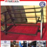 Kundenspezifisches CNC-Feld-Kappen-Edelstahl-Blech Lsaer Ausschnitt-Schweißen (Aluminium, Messing, Kupfer, Service)