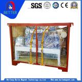 ISO/Marcação Certificatercdf-10 Correia Cruz /Overband Eléctrico do separador magnético para o transportador de correia