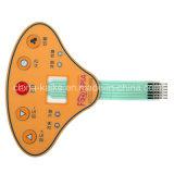 Pannello della tastiera dell'interruttore di membrana