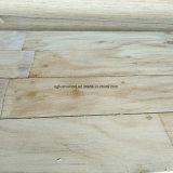 Tablón de madera laminado andamio del pegamento de WBP