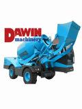 A caricamento automatico & scaricando camion mescolantesi concreto sulla vendita 3.5m3 1.5m3
