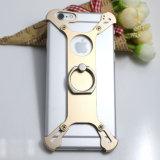 X iPhone x аргументы за мобильного телефона алюминиевого металла формы противоударное Bumper защищает держатель крышки рамки &Ring