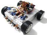 4WD Mobile Robot mit Tracking und Avoidance System-Alsrobotbase