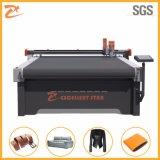 De automatische Scherpe Machine van de Goederen van het Leer Geen Laser Dieless 2516