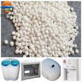 Полиэтилен Пелле PE АБС гранул Masterbatch TiO2 белого цвета