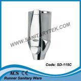 Distributeur de savon liquide en plastique ABS à double ABS (SD-118C)