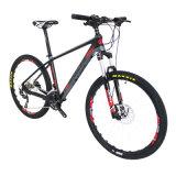 油圧ロックできるフォーク30の速度カーボンファイバーのマウンテンバイクの自転車