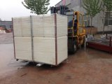 Tanque de plástico reforçado para armazenamento de água potável