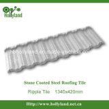 Каменный Coated лист крыши металла (тип пульсации)
