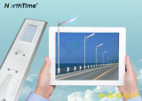 Factory Price outdoor Road Lighting solarly Powered LED Street Lamp
