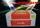 China máquina de gravação a laser de Alimentação para papelão gravura a laser