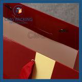 중국 주문 로고에 의하여 인쇄되는 포장 작은 종이 봉지 도매로 (DM-GPBB-101)