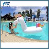 De hete Opblaasbare Vlotter van de Pool van de Vlotter van de Flamingo van de Eenhoorn Opblaasbare Zwemmende