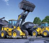 Vente du chargeur Lw600k de roue de XCMG dans le chargeur de roue de l'Afrique