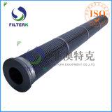 Емкость для сбора пыли гофрированной PTFE полиэстер мешок фильтра