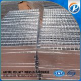 Гальванизированная обыкновенная толком стальная решетка с высоким качеством
