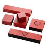 Un ensemble complet de bijoux personnalisés luxueux Paper Box/zone de la poignée de commande/Bijoux Paper Box ##GW35