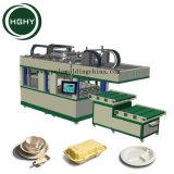 La pulpa de madera Hghy máquina de hacer el tazón de papel desechables