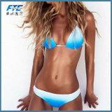 Sublimation-Form-reizvoller Form-Bikini-Badebekleidungs-Badeanzug für Dame