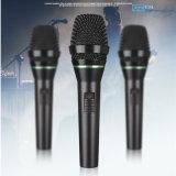 Профессиональный Handheld связанный проволокой микрофон Dynamice с кабелем 5m