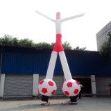 Danseur jaune gonflable d'air (AIR-23)