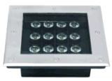 3W ~ 12W Square Waterproof LED Underground Light
