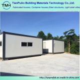 편평한 포장된 설비 Prefabricated 콘테이너 집