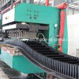 Casting Industryの波形のSidewall Conveyor Belt Used