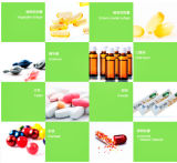 Fabricante de contrato de BPF Preço competitivo pele embranquecimento vitamina C Tablet