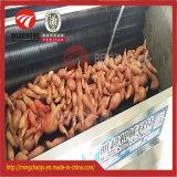 Peeling de nettoyage de la machine à laver de carotte prix d'usine