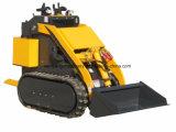 Carregador do boi do patim da maquinaria de exploração agrícola Wy280 mini