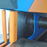 Полуавтоматный гидровлический резиновый резец трубы