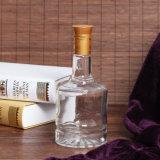 Design em cristal de moda de vidro do decantador de garrafa de vinho