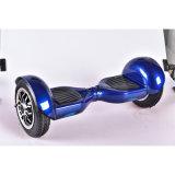 10 Rad Hoverboard des Zoll-2 elektrischer Skateboard-Selbstausgleich-intelligenter Roller mit Bluetooth Lautsprecher