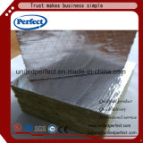 Berufsproduktions-Qualitäts-Basalt-Felsen-Wolle-Vorstand mit gedruckter Aluminiumfolie Fsk