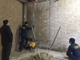 الصين يرجع إنتاج يجصّص آلة جدار لصوق آلة