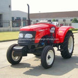 40HP Small Size Wheel Tractor met FIAT Partition Gearbox