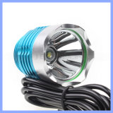 1800 Lumen Super Bright DC USB 5V CREE Xml T6 Waterproof 3 Mode LED Bicycle Front Light