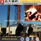 Fabrik-Preis-örtlich festgelegtes Gitter-manuelles Holz abgefeuerter Dampfkessel für Verkauf