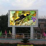 Schermo di visualizzazione esterno del LED di colore completo P10 HD della fabbrica di Shenzhen